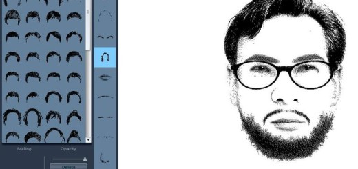 Pimp the face: crea un retrato robot online