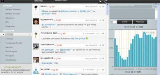 Chameleon Tools, Mucho mas que un cliente online para Twitter
