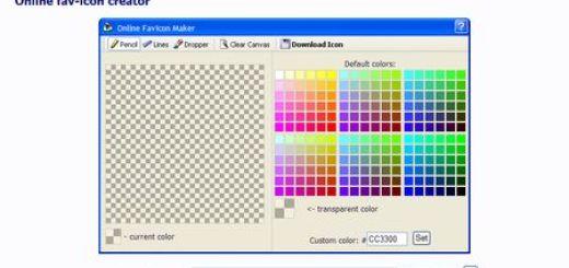 Online fav-icon creator, Crea un favicon para tu web