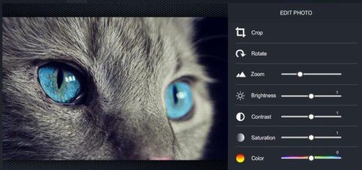 piZap: colección de herramientas web para crear y editar imágenes