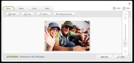 Picmeleo, editor de imagenes online para tu web