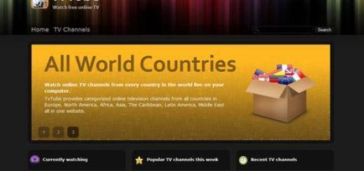 TvTube, Ve alrededor de mil canales de television gratis por internet