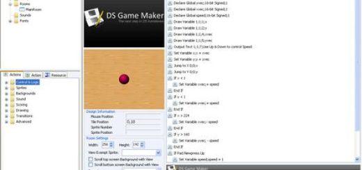 DS Game Maker, Crea tus propios juegos para NDS