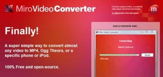 Miro Video Converter, Conversor de video para Android, iPhone, iPod, PSP