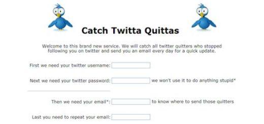 TwittaQuitta.com, Quien dejo de seguirnos en Twitter