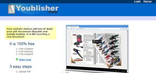 Youblisher, Publica tu propia revista online