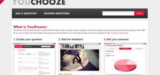 YouChooze, ayuda online para tomar decisiones