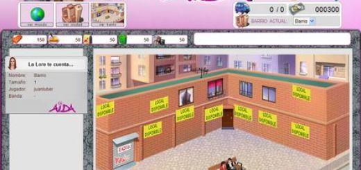 El Barrio de Aida, Juego online y oficial de la popular serie