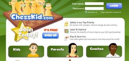 ChessKid, Ajedrez online para niños