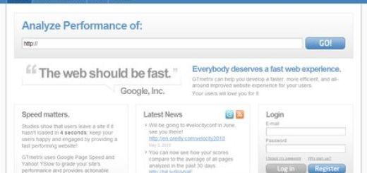 GTmetrix: testea y corrige la velocidad de carga de tu web