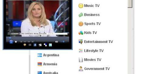 TV Chrome, Ve la television mientras navegas