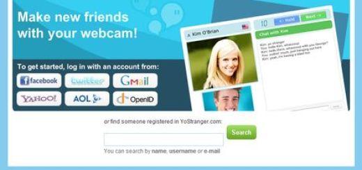YoStranger, Una nueva opcion para videochat anonimo o con amigos