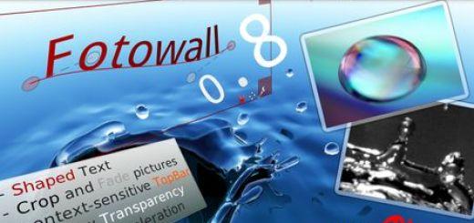 Fotowall, Crea tus propios wallpapers, caratulas y posters gratis