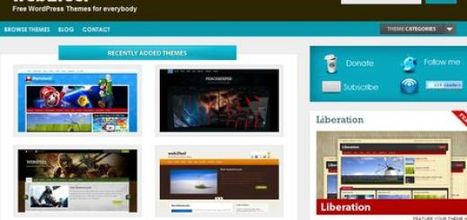web2feel, Temas de calidad y gratuitos para Wordpress