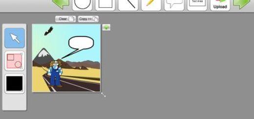 Comix, Aplicacion online para crear comics e historietas