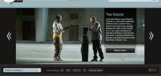 FlickOut, Los mejores trailers en calidad HD
