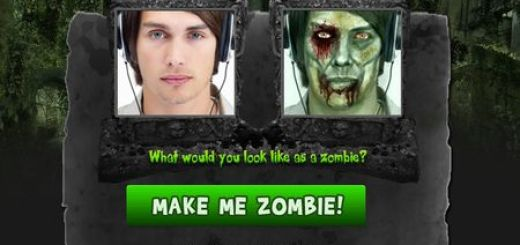 Make Me Zombie, Transforma tu foto en la de un Zombie