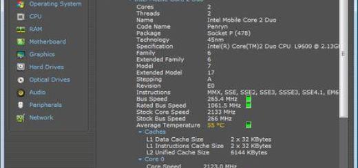 Speccy, Aplicacion gratuita para analizar el Hardware y Software de tu PC