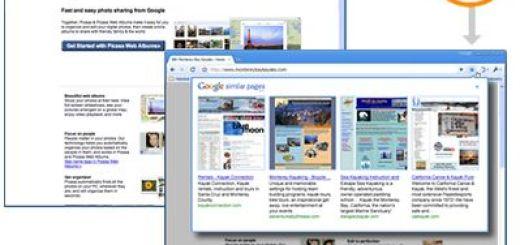 Google Similar Pages, Extension de Chrome para encontrar sitios similares al que navegas