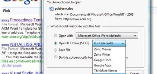 Open IT Online, Addon para abrir documentos desde Firefox