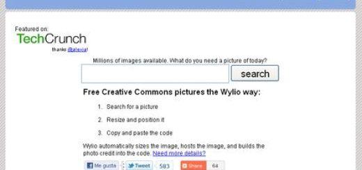 Wylio, Buscador de imagenes con licencia Creative Commons