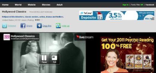 ChannelChooser, Ve online mas de 3000 canales de television de todo el mundo