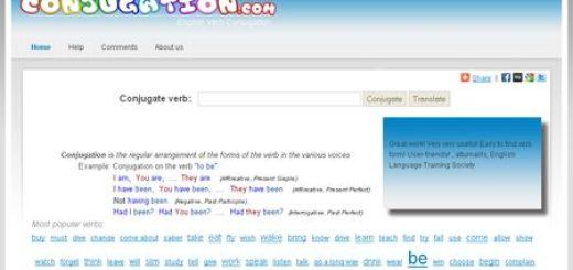 Conjugation, Aprende a conjugar los verbos en ingles