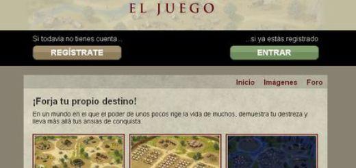 Hispania, El juego de la popular serie de TV