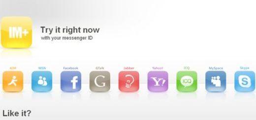IM+, Web Messenger que soporta multiples redes