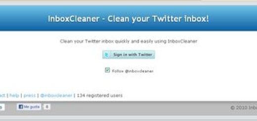 InboxCleaner, Borra los DM de tu cuenta de Twitter