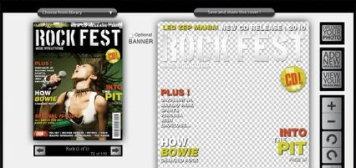 MagCover, Fotomontaje con tu imagen en la portada de una revista (110 modelos)