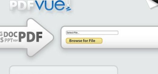 PDFVue, Editor online de archivos pdf