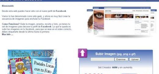 PerfilFacebook.com, Actualizate al nuevo perfil de Facebook facil y rapidamente