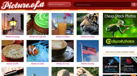 Picture.of.a, Banco de imagenes gratuitas para usar en tus proyectos