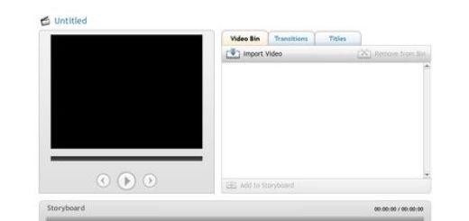 Pixorial, Editor de video muy profesional completamente online