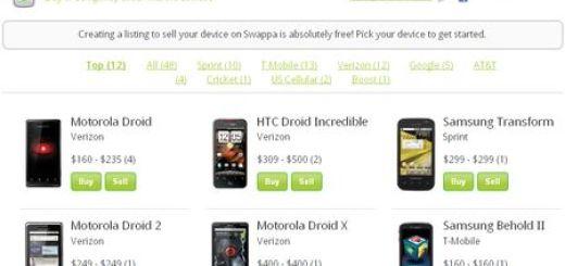 Swappa, Compra y vende telefonos Android