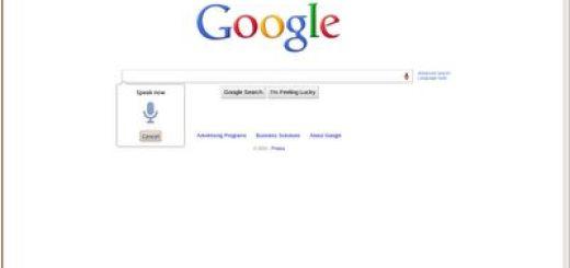 Voice Search, Extension de Chrome para realizar busquedas mediante comandos de voz