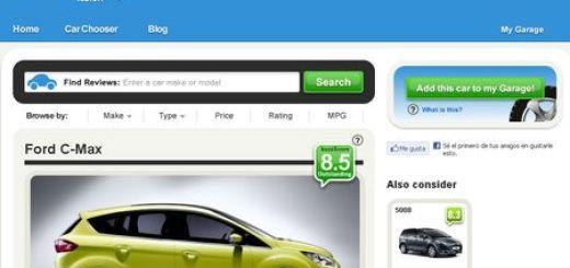 Carbuzz, Completas fichas tecnicas y opiniones sobre vehiculos