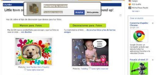 OndaPix, Decora y aplica efectos a tus fotos de Facebook