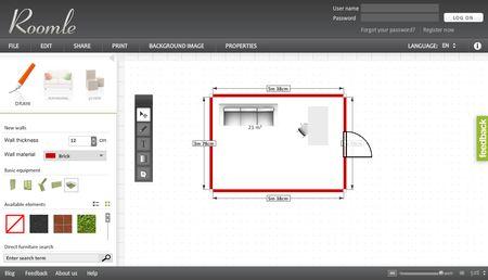 Roomle aplicacion online y gratuita para dise o de - App diseno de interiores ...