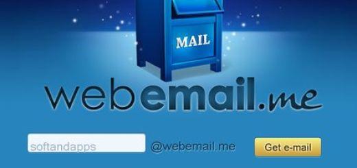 WebEmail.me, Combate el Spam usando una cuenta de correo temporal