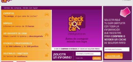 CheckYourCar, Revisión del coche que vas a comprar o vender por profesionales
