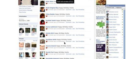 AutoBudder, No te olvides de felicitar el cumpleaños a tus amigos de Facebook