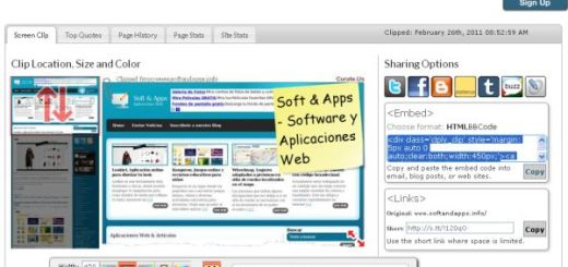 Curate, Comparte artículos y webs de manera diferente