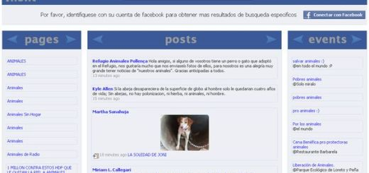 Facebook Instant, Buscador en tiempo real para Facebook
