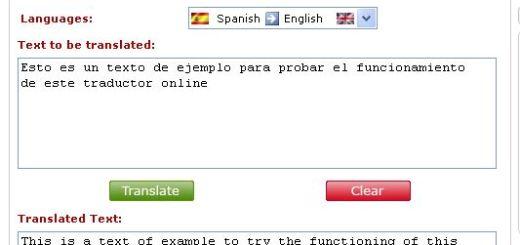 IdiomaX, Traductor online gratuito para diversos idiomas
