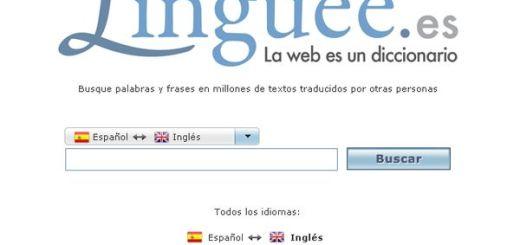 Linguee, El Diccionario inteligente de español/inglés