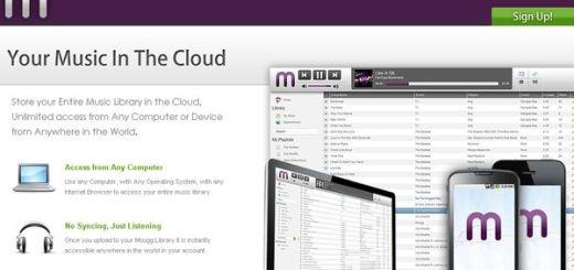 Mougg, Guarda tu musica en la nube y escuchala en cualquier dispositivo