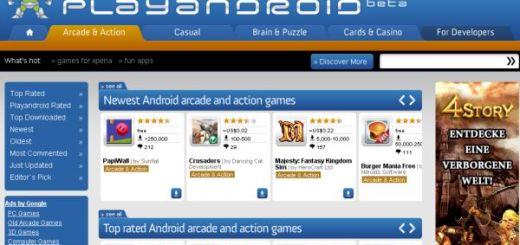 PlayAndroid, Directorio que selecciona los mejores juegos para Android