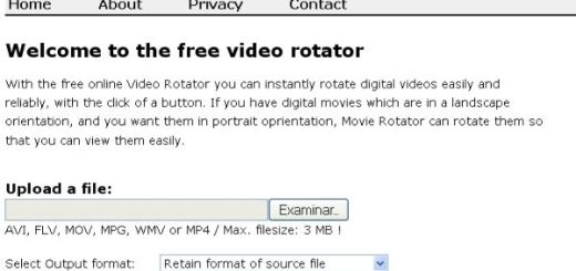 rotatevideo